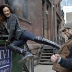 Maggie kicks it up in Nikita