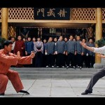 Old friends square off at the Jingwu School