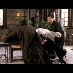 Wing Chun fighters can kick too