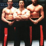 Bolo Yeung as the Master in Shootfighter