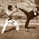 Bolo and Bruce Lee