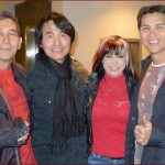 James Wilson, Robin Shou, Cynthia Rothrock, Don Wilson