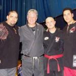 Frank Soto Ed Parker Jr and co
