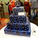 Jackie Chans birthday cake