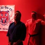 Master Ken may randomly test his students reflexes