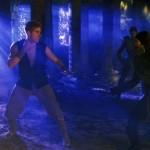 Ray as Rayden in Mortal Kombat
