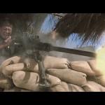 Sammo channels his inner Rambo
