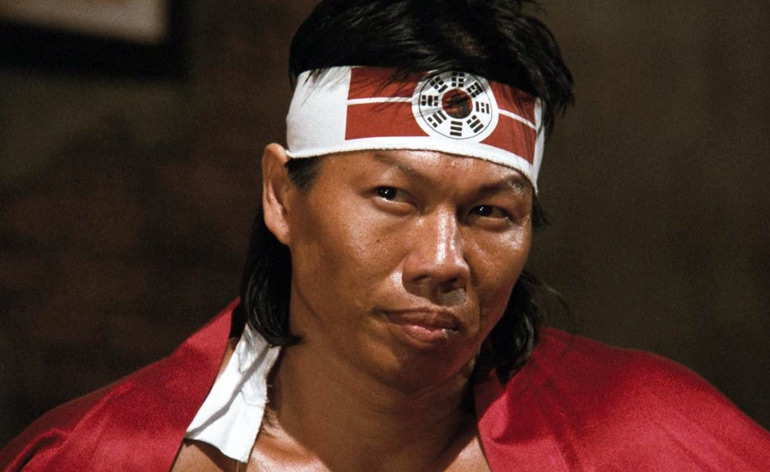 Profile of Bolo Yeung - Kung-fu Kingdom