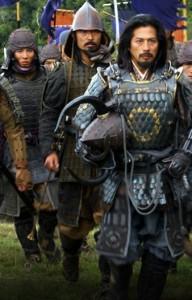Akira Koieyama in The Last Samurai