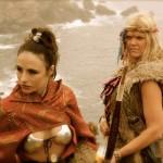 Boudiccu White Arrow Warrioress