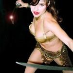 Cecily Fay blade fu