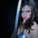 Cecily Fay is Boudiccu -the Warrioress!