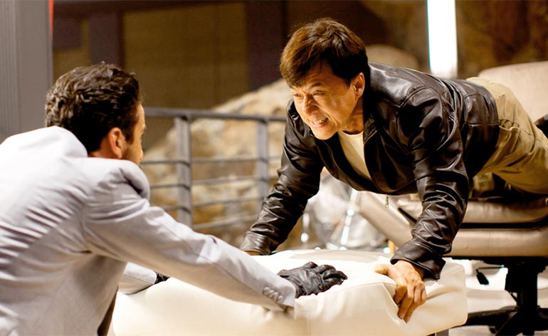 Chinese Zodiac (2012) - Kung Fu Kingdom