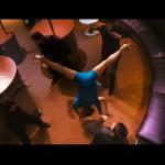 Chun Li unleashes her Spinning Bird Kick