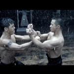 Fightin in the rain just fightin in the rain