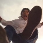 Jason puts his foot down in Dragon The Legend of Bruce Lee