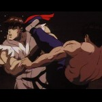 Keep your hands up Ryu