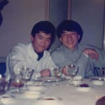 Kenya celebrates his 24th Birthday with Jackie Chan