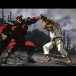 M. Bison is prepared to overpower Ryu