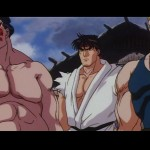 Ryu Guile and E. Honda prepare to join forces.