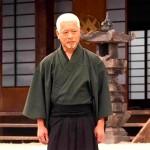 Togo Igawa plays Sensei Takeda in Ninja