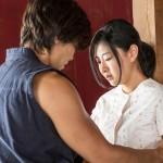 Young Goki explains his predicament to love interest -Sayaka