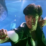 Yuen Biao is ready for action