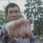 Billy Chow has fists of iron as well as his legs