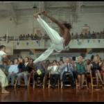 Capoeira going airborne
