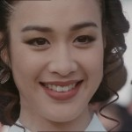 Christy Chung brings some glamour to the proceedings