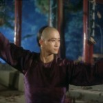 Classic Tai Chi pose