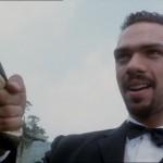 Darren Shahlavi plays the ruthless villain Smith