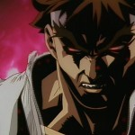 Dont make Ryu angry. You wouldnt like him when hes angry