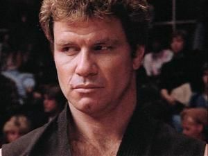 Martin Kove as the ruthless John Kreese in The Karate Kid!