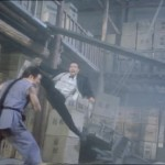 Plenty of things to bounce off in a warehouse 1