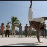 Renown Capoeira mestre Amen Santo