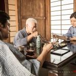 Sayaka Goutetsu and Gouken