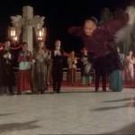 Wu Jing does a wushu tango