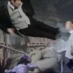 Wu Jing takes the full impact