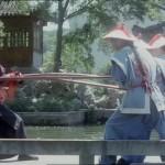 Yu Hai takes on multiple foes