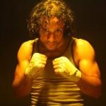 Andrew Dasz boxing