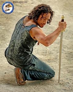 Andrew Dasz martial arts actor