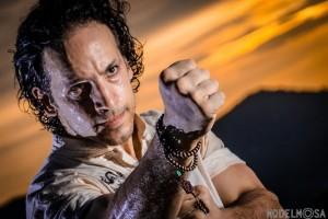 Andrew's fist of fury