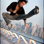 Kick from the Bridge