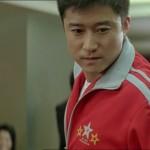The hero Kong Ko played by Wu Jing