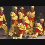A modern day Beijing Opera Troupe