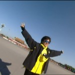 A visit to Tianamen Square in Beijing
