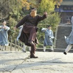 In action against multiple attackers in Wu Dang