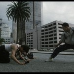 Jet Li leaps into action in The Master