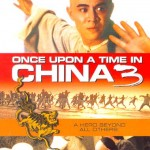 Poster for Once Upon A Time in China 3